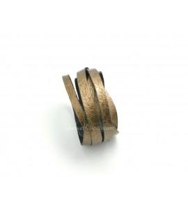 Multiturn bracelet